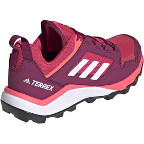 adidas TERREX Agravic TR Trail Running Shoes Women power pink/footwear white/signal pink